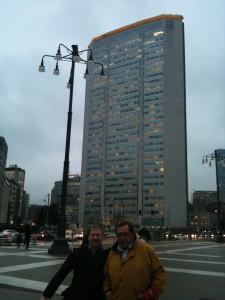 "Milan's ""Skyscraper!"""
