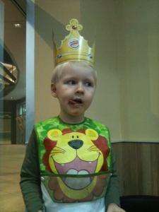 Noah Burger King